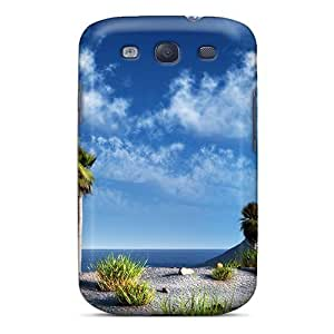 Fashion Design Hard Case Cover/ UJKND7045hcvxB Protector For Galaxy S3