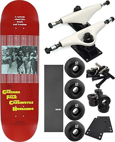 【予約販売】本 Deathwish Skateboards Dedicationスケートボード8 Complete