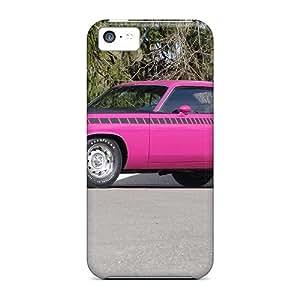 Iphone 5c BqpfZik7224QcYec 1970 Plymouth 'cuda Aar Tpu Silicone Gel Case Cover. Fits Iphone 5c