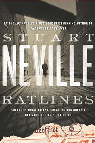 book cover of Ratlines