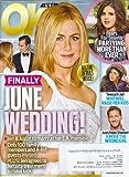 Jennifer Aniston and Justin Theroux, Juan Pablo Galavis, Teresa Giudice, Selena Gomez, Melissa McCarthy - March 24, 2014 OK! Magazine