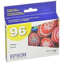 Epson Yellow Ink Cartridge -Yellow -Inkjet -1 Each