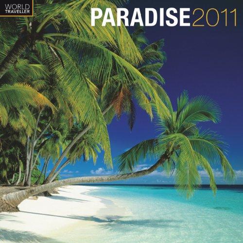 Paradise 2010 Calendar - Paradise 2011 Square 12X12 Wall Calendar