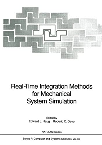 Book Real-Time Integration Methods for Mechanical System Simulation (Nato ASI Series (closed) / Nato ASI Subseries F: (closed))
