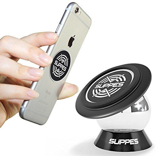 Magnetic Car Phone Mount Smartphone