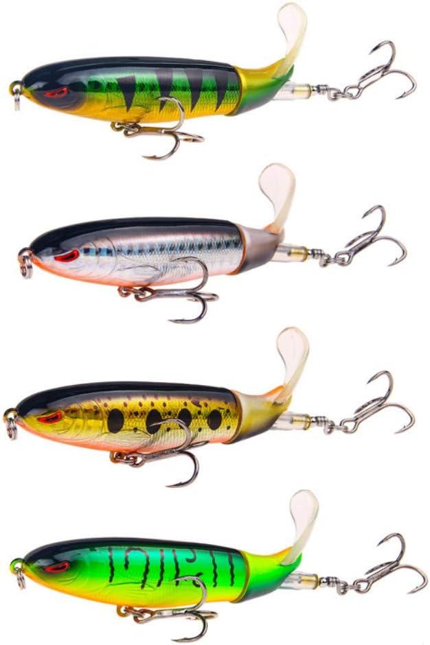 VIP Whopper Popper 13g  35g Topwater Fishing Lure Minnow Wobbler Hard Bass Bait