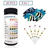 capetsma 9 in 1 Aquarium Test Strips, Best Kit