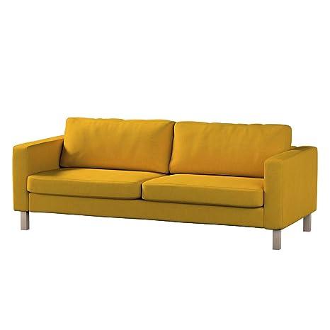 Dekoria Fire retarding IKEA KARLSTAD 3 plazas Sofá Cover ...