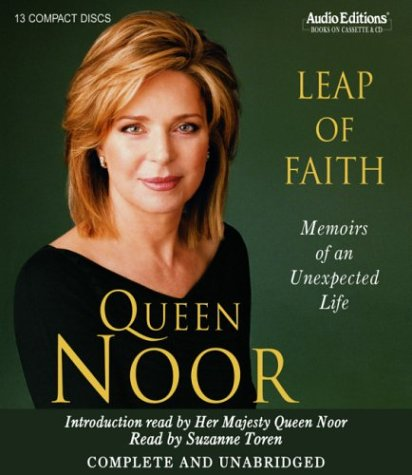Leap of Faith: Memoirs of an Unexpected Life by Brand: AudioGO