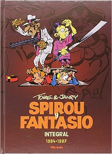 Descarga gratuita de libros para kindle. Spirou Y Fantasio Integral 14 in Spanish PDF