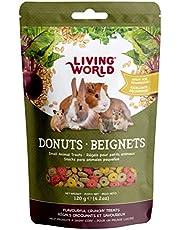 Living World Small Animal Donuts - 120 g (4.2 oz)