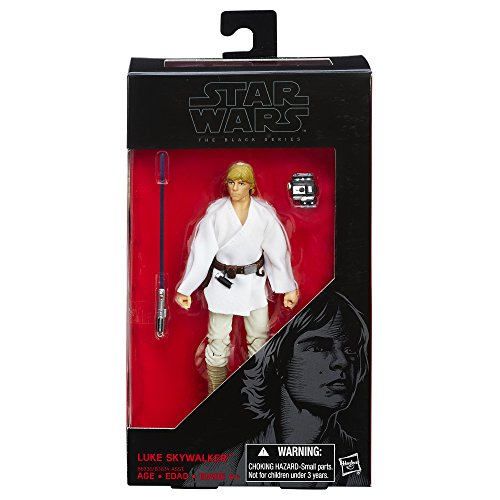 Star Wars: A New Hope Black Series 6 Inch Luke Skywalker