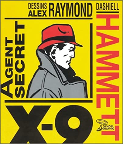 Livre Agent secret X-9 pdf epub