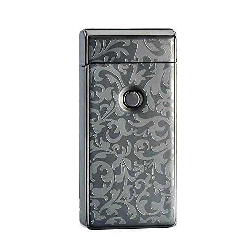 HuntGold Electric Lighter Colorful Metal Dual Pulse ARC - Good Electronic Cigarette
