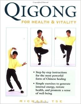 Qigong for Health & Vitality: Michael Tse: 9780312141288