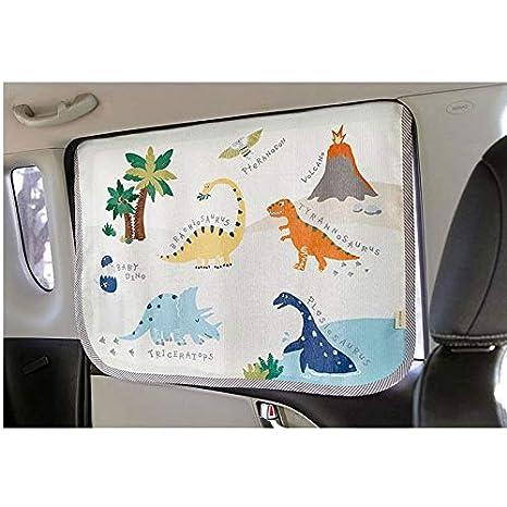 Moon Magnetic Car Sun Shade Curtain for Side Window Baby Kids Children Sunshade Protector Protects from Sun Glare Heat Blocks UV Rays Glare Car Interior Sun Blocker Blind