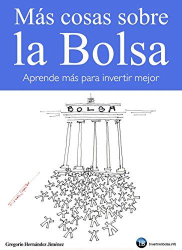 Portada del libro Más cosas sobre la Bolsa de Gregorio Hernández Jiménez