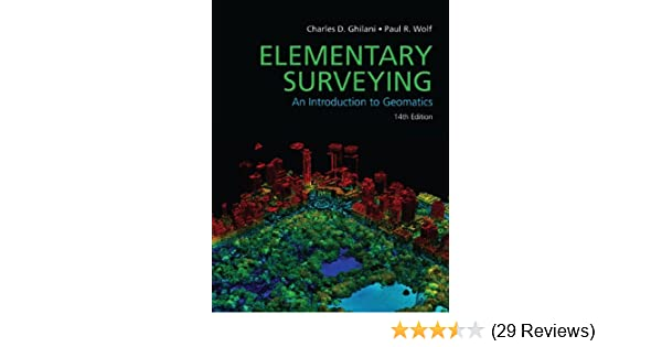 Elementary Surveying 14th Edition Charles D Ghilani