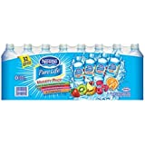 Nestle Pure Life Splash Variety Pack Natural Fruit Flavored Water (32 Half Liter Bottles)