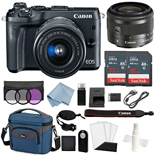 Bestselling Canon  Mirrorless Cameras