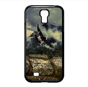 Caracara Watercolor style Cover Samsung Galaxy S4 I9500 Case (Birds Watercolor style Cover Samsung Galaxy S4 I9500 Case)