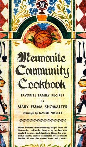 Mennonite Community Cookbook/spiral
