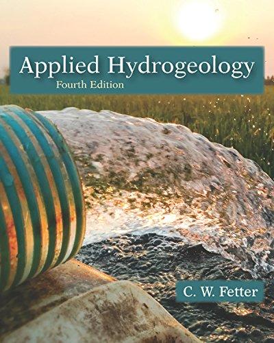 Applied Hydrogeology, Fourth Edition