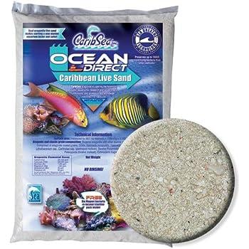 CaribSea Aquatics Ocean Direct Oolite, 5 lb