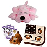 Snuggle Pet Products Snuggle Puppies Starter Kit for Pets, Pink, My Pet Supplies