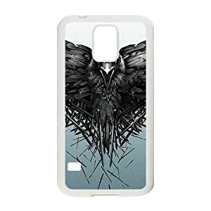 Personalized Game of Thrones Season Custom White Phone Case For Samsung Galax S5