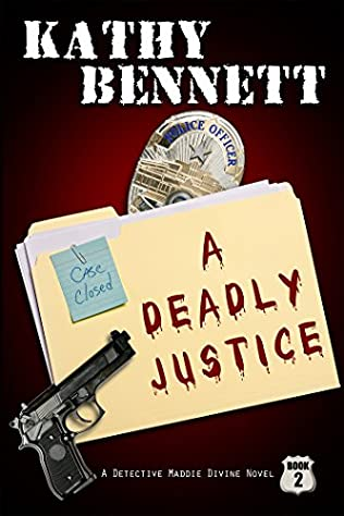 book cover of A Deadly Justice