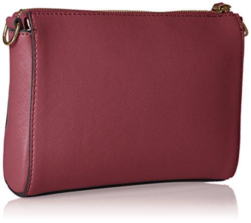 GUESS Hwvg6691700 - Bolsos de mano Mujer Rojo (Bordeaux)