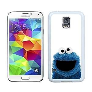 New Unique DIY Antiskid Skin Case For Samsung S5 Muppets (2) Samsung Galaxy S5 White Phone Case 303
