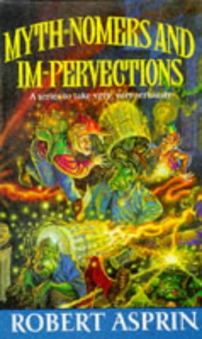 book cover of Myth-Nomers and Im-Pervections