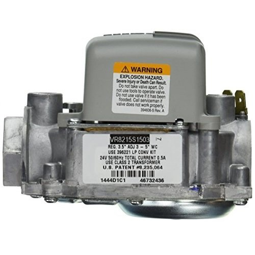 - Honeywell VR8215S1503 1-Stage Direct Ignition Gas Valve