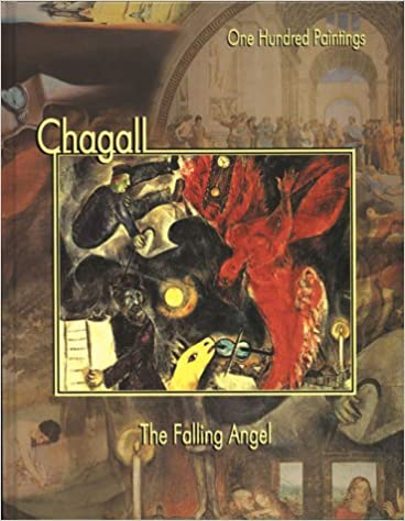 Chagall The falling angel