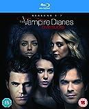 The Vampire Diaries - Season 1-7 [Blu-ray] [Region Free] [UK Import]