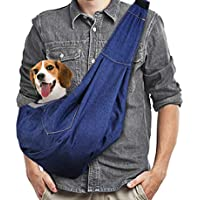 HIpet Pet Sling Carrier Bag for Small Dogs