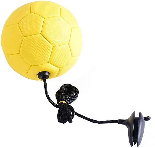 SH-Flying - Balón de Entrenamiento de fútbol para niños con Cuerda ...