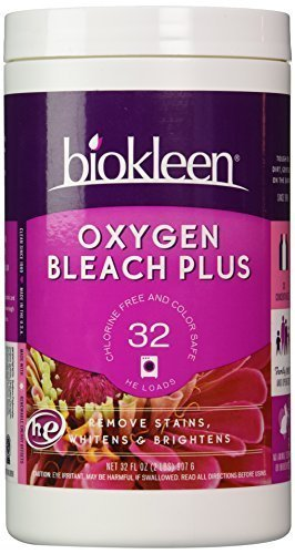 Bio Kleen酸素漂白剤プラスwith GSE 32 ozパウダー(907 g) 4-Pack 717256000493-C4 B01FIE0FCU  4-Pack