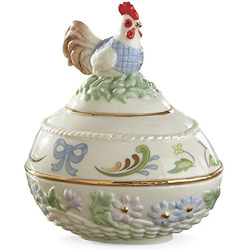 2015 Regal Rooster Easter Egg Box