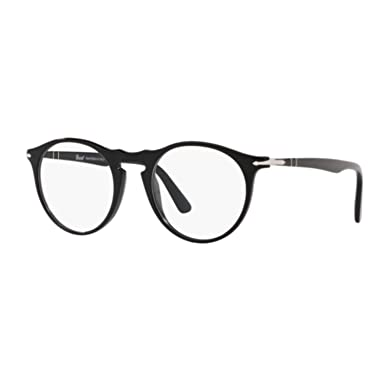 6e26a8c75 Image Unavailable. Image not available for. Color: Persol PO3201V Eyeglass  Frames 95-51 - Black