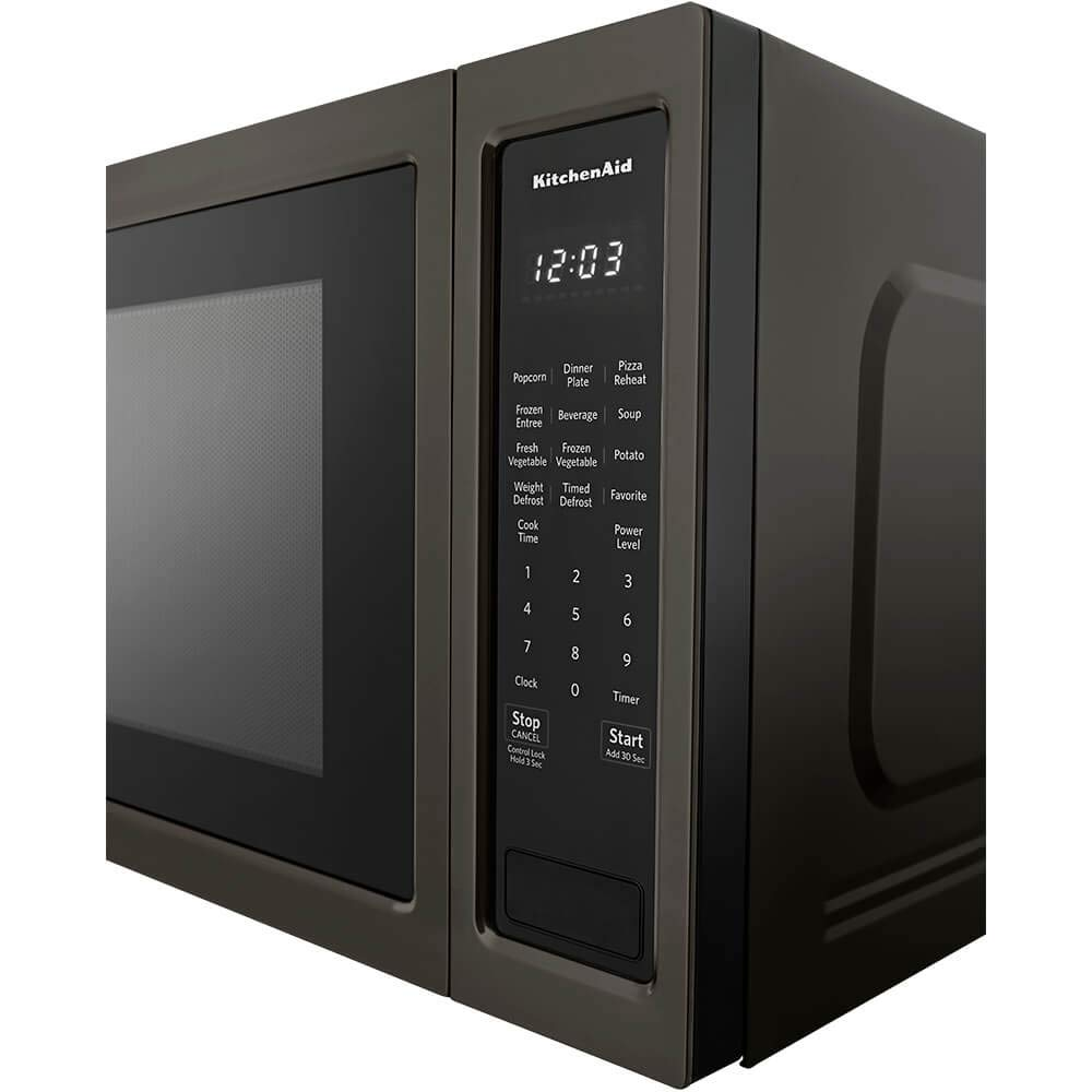 Amazon.com: KitchenAid 2,20 Cu Ft. Encimera microondas en ...