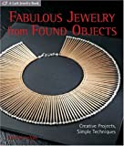 Fabulous Jewelry from Found Objects, Marthe Le Van, 1579905625