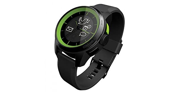 Amazon.com: COOKOO Bluetooth 4.0 Analog Smart Watch Limited ...