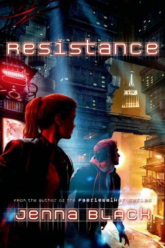Jenna Black - Resistance (Replica)