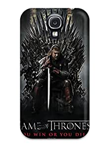 Protection Case For Galaxy S4 / Case Cover For Galaxy(game Of Thrones Season 1)