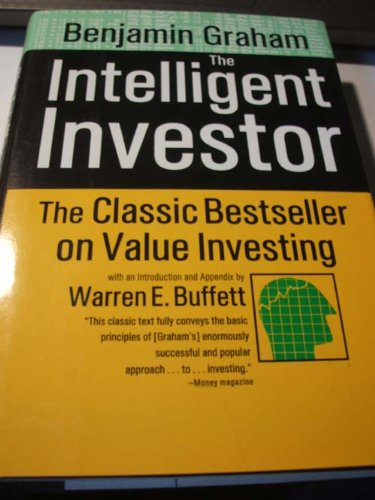 The intelligent investor;: A book of practical counsel