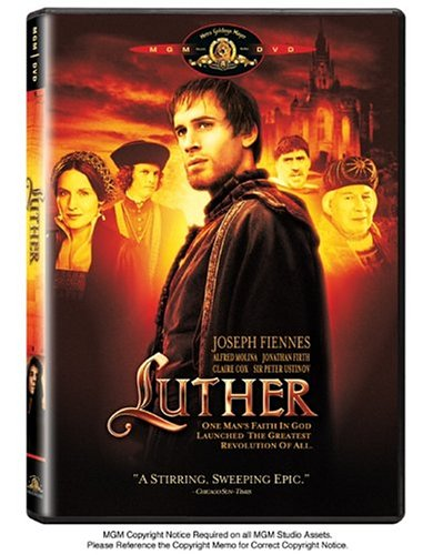 DVD : Luther (2003) (Subtitled, Dolby, AC-3, Widescreen)