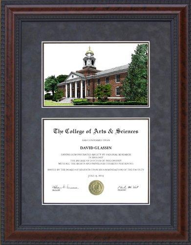 Amazon.com : Diploma Frame with Clark Atlanta University (CAU ...